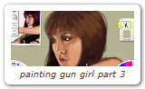 painting gun girl part 3